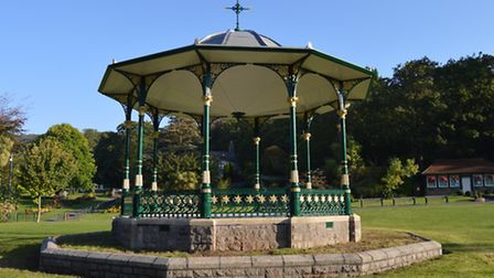 Grove Park's bandstand is the venue for many summer concerts, all of which are free to listen to.