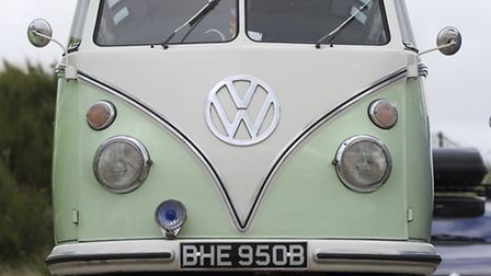 A classic VW Campervan, although there are now a range of styles to suit your needs. (Getty Images)