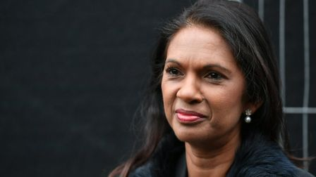 Anti-Brexit campaigner Gina Miller has launched the 'Lead Not Leave' campaign. Photograph: Dominic L