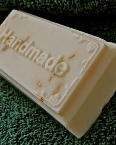 Discover handmade products at the Nailsea Craft Market. (Handmade soap by Melissa Venable under CC B