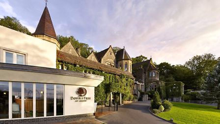 DoubleTree by Hilton, Cadbury House has received a £500,000 upgrade.