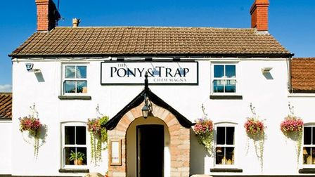 The Pony and Trap has held a Michelin Star since 2011 © Jon Craig