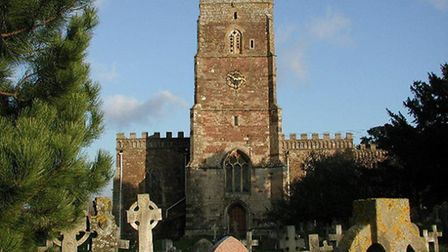 (Portbury (Somerset) St Mary's church © Copyright ChurchCrawler and licensed for reuse under CC BY-S