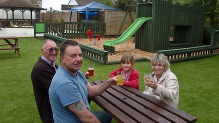 Revamped playground Ring O Bells, Nailsea.