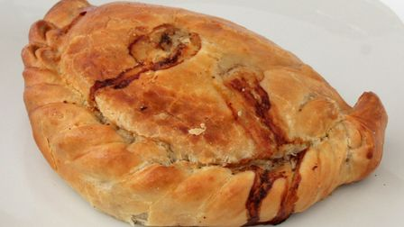 A Cornish pasty. Photo: Wikimedia Commons