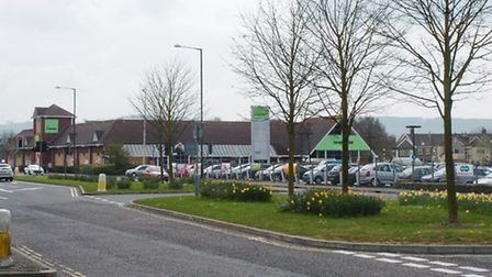 The former Co-Operative store, which is now closed, will be reopened as an Aldi
