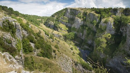 Cheddar Gorge, Somerset, UK (Getty Images/iStockphoto)