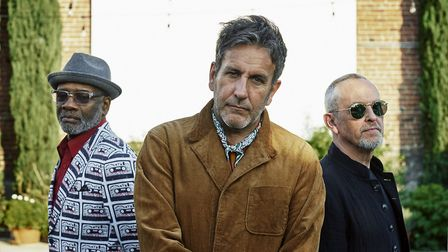 The Specials have released Encore, their first new album in 39 years. From left, Golding, Hall, Pant