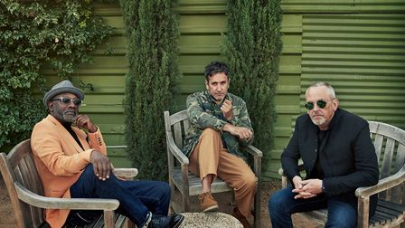 The Specials have released Encore, their first new album in 39 years. Picture: Island Records