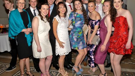 Nailsea School Students year 13 Prom held at Leigh Court.