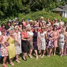 Ascot Ladies Day at Portishead AFC.