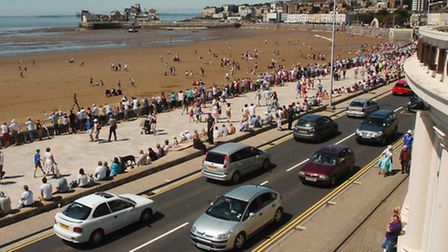 Weston's seafront is home to two of our top choices.