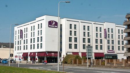 8 of the best places to stay in Weston-super-Mare. The Premier Inn.