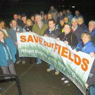 The fight for the fields has been ongoing throughout 2015.