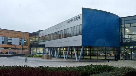 Nailsea School celebrates good Ofsted rating.