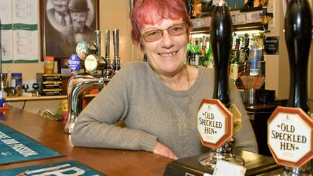 Di Bradley now the official owner of the Nightjar pub.