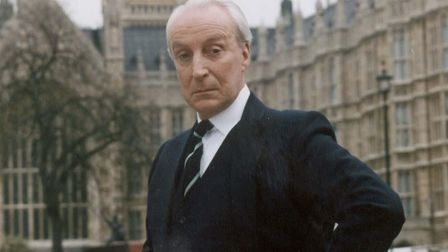 Ian Richardson as scheming chief whip Francis Urquhart in TV's House Of Cards. PA Wire