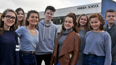 Nailsea School, students accepted onto Bristol Uni Course.
