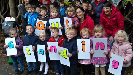 Holy Trinity Church , Nailsea, Pre School outstanding Ofsted.