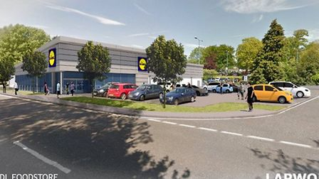 Lild's plans for a Nailsea store have been refused.