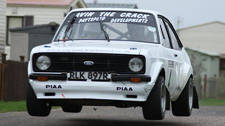Brean Stages Rally.