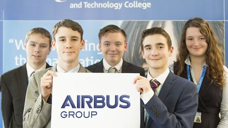 NSETC Airbus Work experience