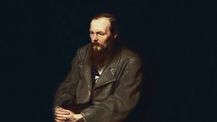 A portrait of novelist and essayist, Fyodor Dostoevsky from 1872. Picture: Universal History Archive