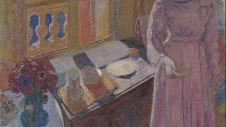 The Bowl of Milk c. 1919, by Pierre Bonnard Picture: Tate