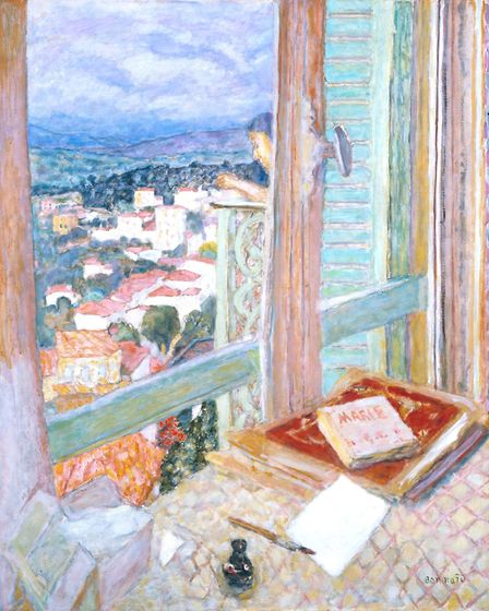 The Window, c. 1925, by Pierre Bonnard Picture: Tate