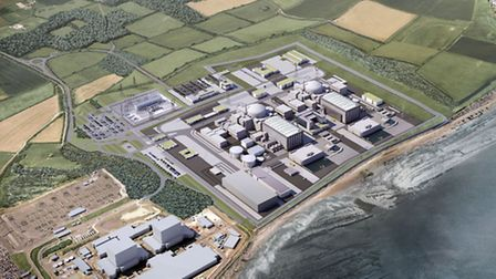How Hinkley Point C might look.