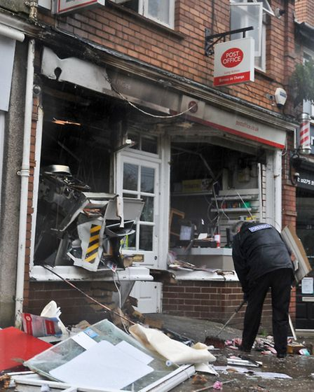 A big clean-up operation has been taking place since January's attack.
