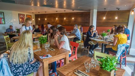 Bardolino's will open tomorrow (Thursday). Picture: Neil Phillips Photography.