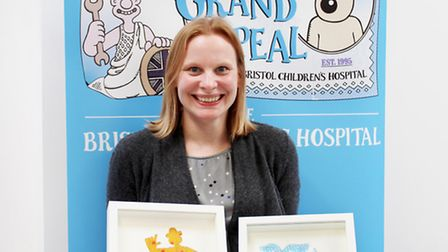 Helen Haskell, corporate partnerships manager at the Grand Appeal.
