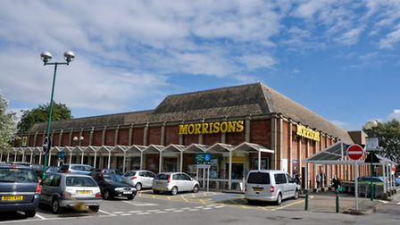 Morrisons moved out of Clevedon in November.