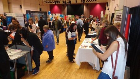 Weston Jobs Fair is back for its third year.