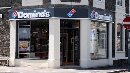 Domino's has opened a new store in Clevedpn.