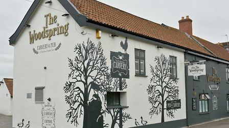 The Woodspring Tap, High Street, Worle.