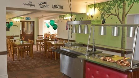 Carvery at The Woodspring Tap, High Street, Worle.