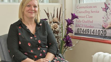 Clare Street is opening a councilling firm for people who suffer from social anxiety, trauma etc at