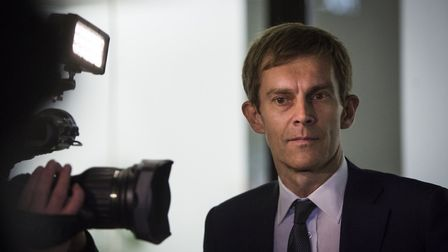 Seumas Milne, the Labour Party's Executive Director of Strategy and Communicationsclude. Photo by Ja