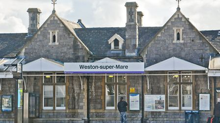The area around Weston-super-Mare Railway Station will be developed.