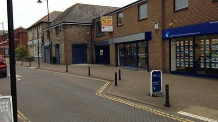The tattoo shop is planned for The Arcade in Nailsea High Street.