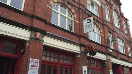 The Badger Centre, in Wadham Street, will soon be home to Weston-super-Mare's new creative hub.