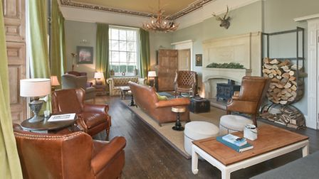 Backwell House, Farleigh Road, former family home turned into wedding and conference venue.