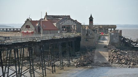 Birnbeck Pier will not be included within Weston-super-Mare's new Heritage Action Zone.