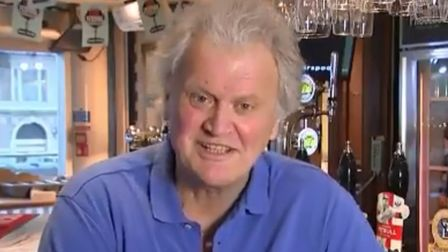 Tim Martin appears on Good Morning Britain