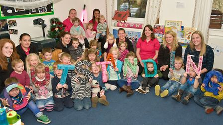 Stationhouse Nursery, Station Road, Portishead - Nursery has been given an outstanding Ofsted rating