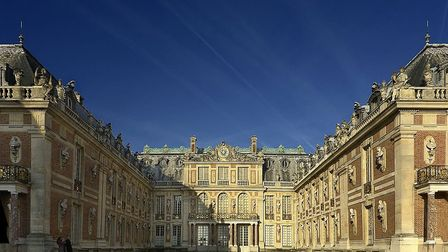 The Versailles Palace (questions three and 10) Pic: Eric Pouhier