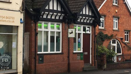 Lloyds Bank in Winscombe will close in May.