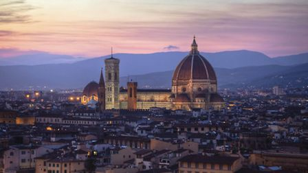Florence is one of the four new destinations passengers will be able to fly to from Bristol Airport.